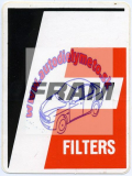 Olejový filter FRAM PH5566A