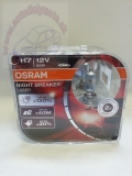 H7 OSRAM Night Breaker Laser +130% BOX 2ks 64210NBLBOX