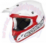 Scorpion VX 20 Solid red