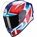 Scorpion EXO-R1 AIR Infini white red blue