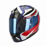 Prilba Scorpion EXO-2000 EVO AIR AVENGER blue red